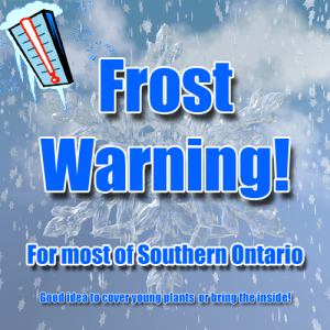image frost warning